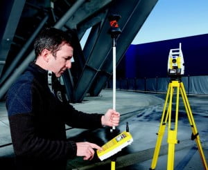 GeoMax Total Station Zoom 80 Series