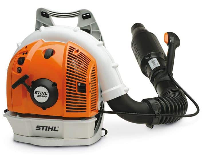 Stihl Power Blowers : Stihl gas leaf blowers video search engine at