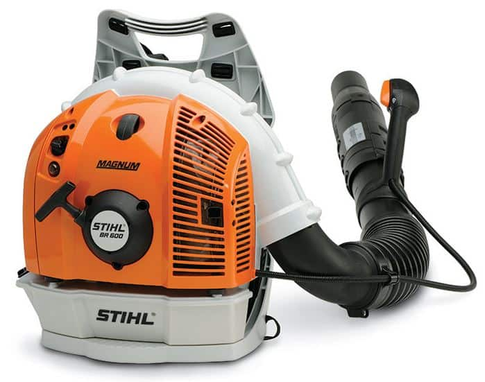 Stihl Power Blowers : Gas powered leaf blowers stihl back pack